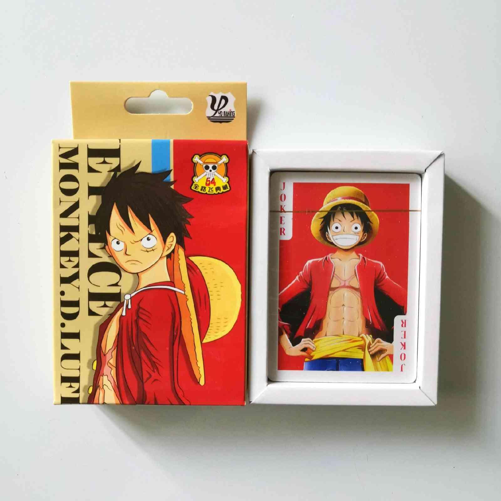 Dragon Ball Z Naruto Anime Poker