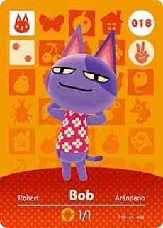 Animal Crossing Card - Horizons Marsha For Ns Games