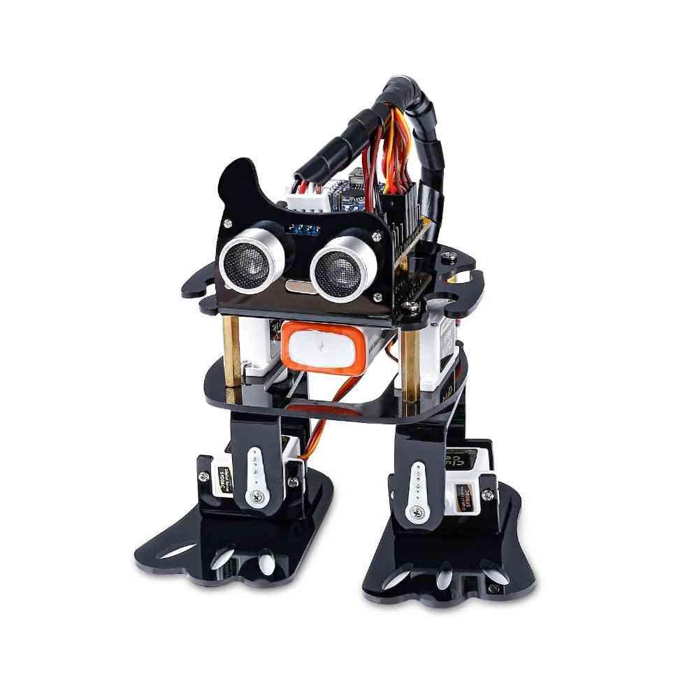 4-dof Robot - Sloth Learning Kit Programmable Dancing