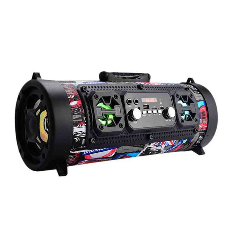 Big Power Wireless Bluetooth Speaker - Portable Subwoofer And Tv Soundbar