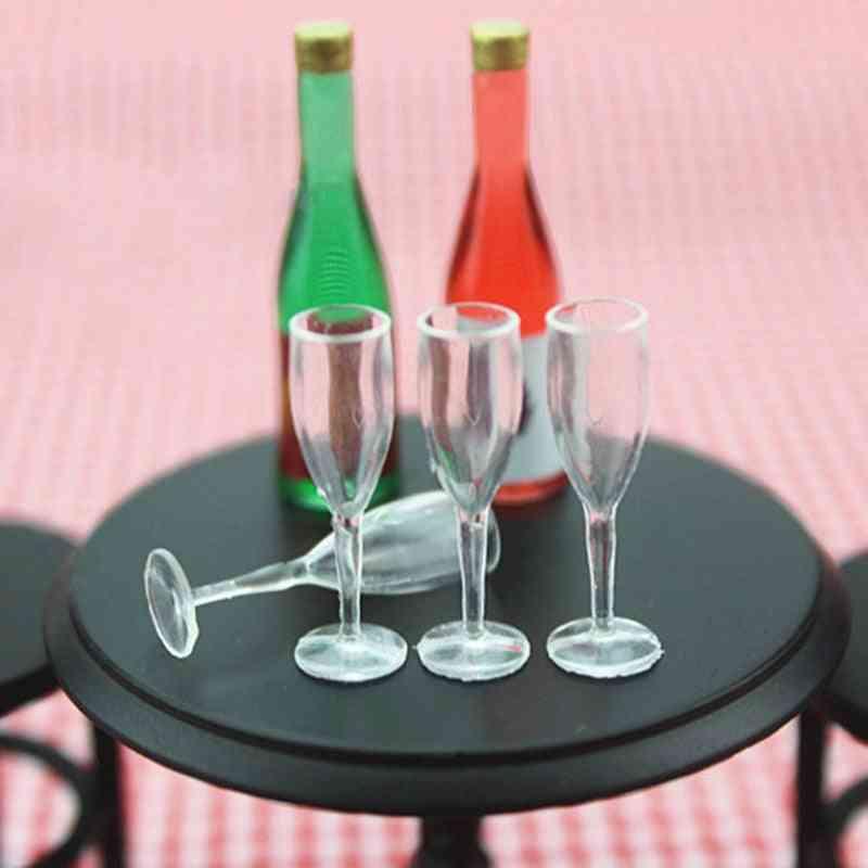 1:12 Dollhouse Miniature Models Cup