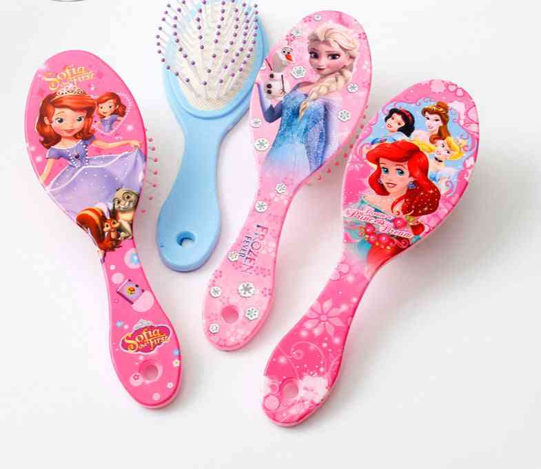 Cute Beauty Fashion Comb  - Anti-static, Curly Hair Brush