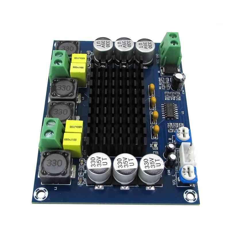 High Power Dual-channel Stereo Digital Audio Power Amplifier Board