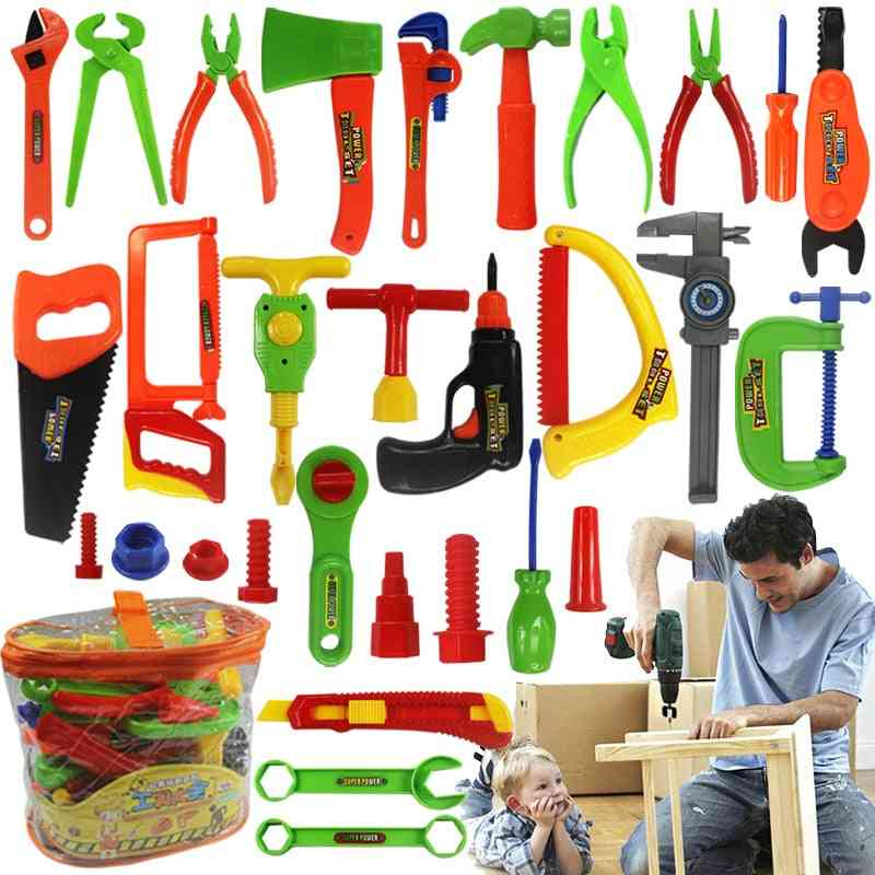 Repair Tools, Pretend Play Environmental Plastic Engineering Maintenance