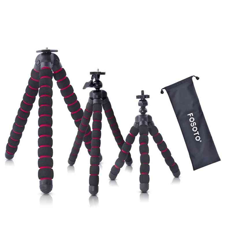Octopus Tripods, Stand Spider Flexible Mobile