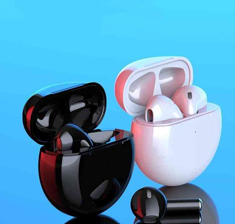 Touch Control Stereo Cordless Earphones Headset  With Charging Box