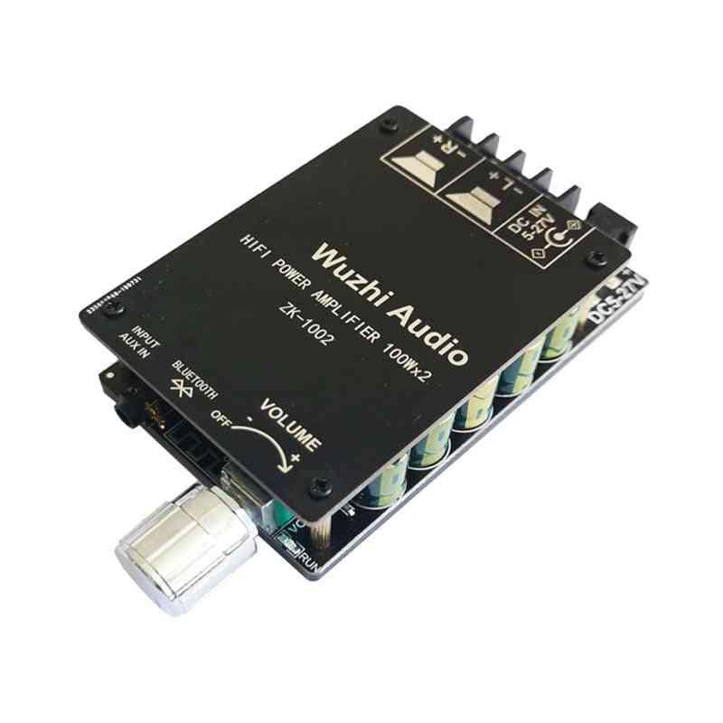 Bluetooth 5.0 High Power Digital Amplifier, Stereo Board