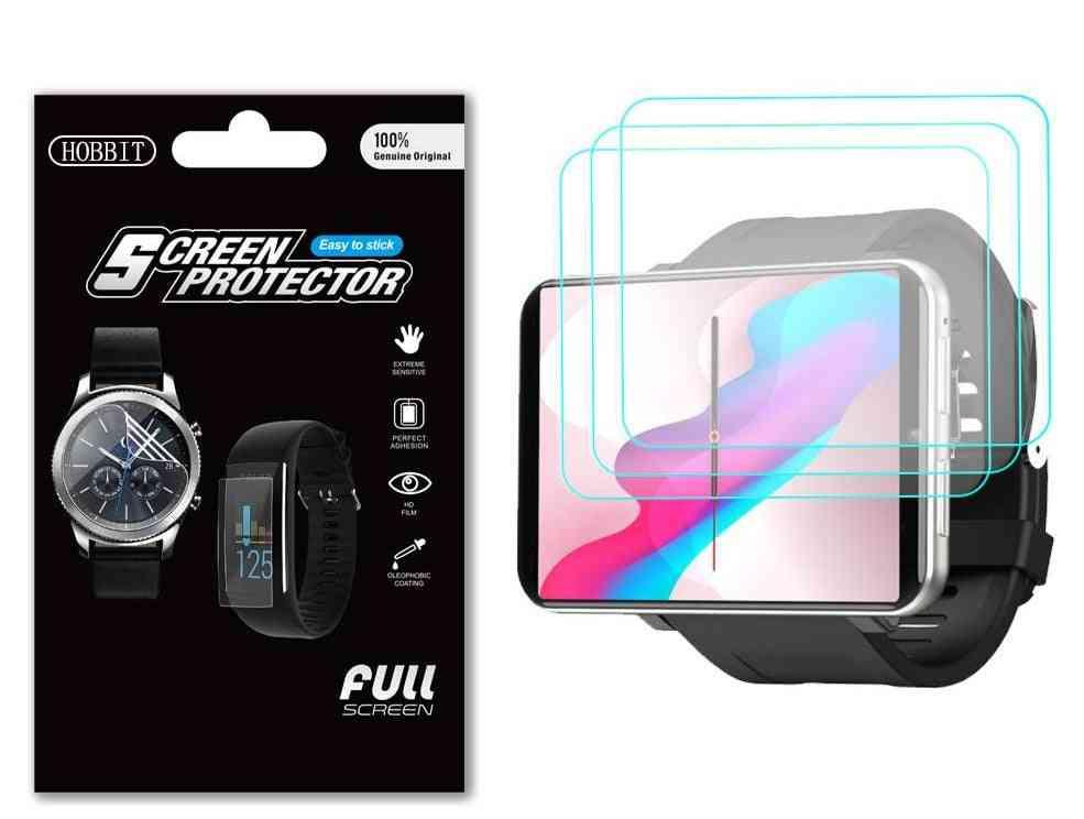 Smart Watch Full Screen Protector-anti-scratch, Anti-bubbles Ultra-thin Film
