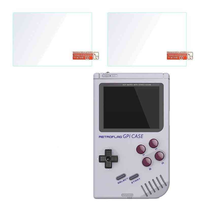 Tempered Glass Screen Protector For Retroflag - Gpi Case