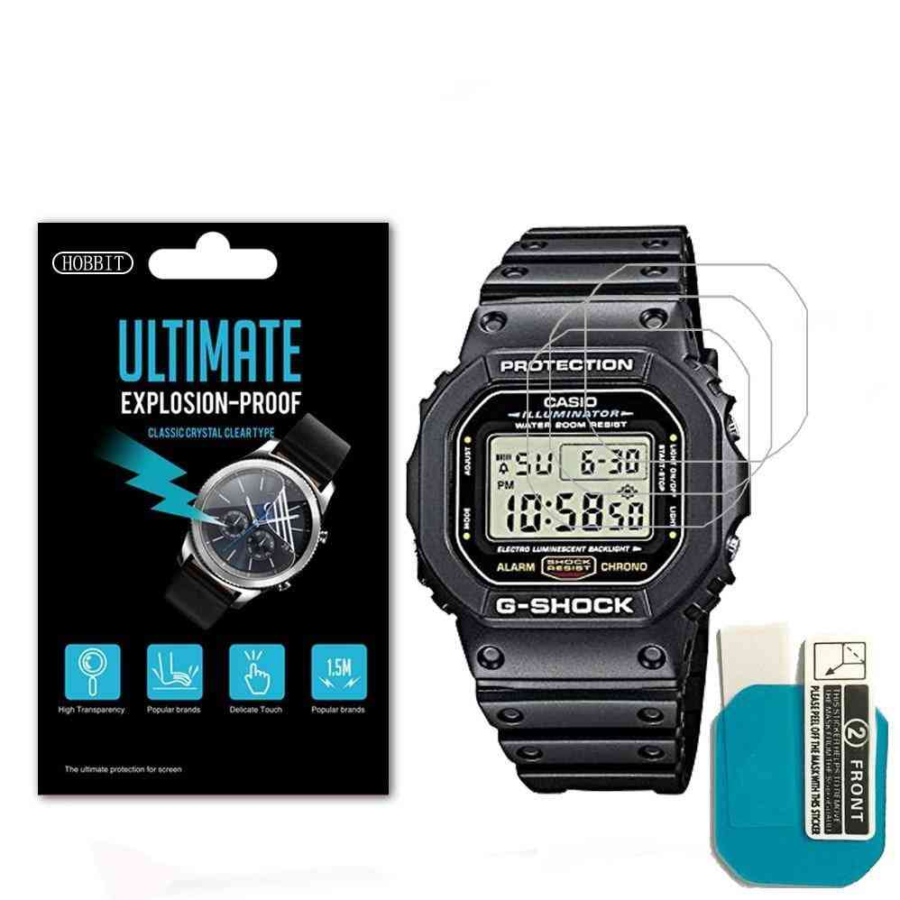 Explosion, Water-proof And Anti-oil Coating-screen Protector For Sport Watch