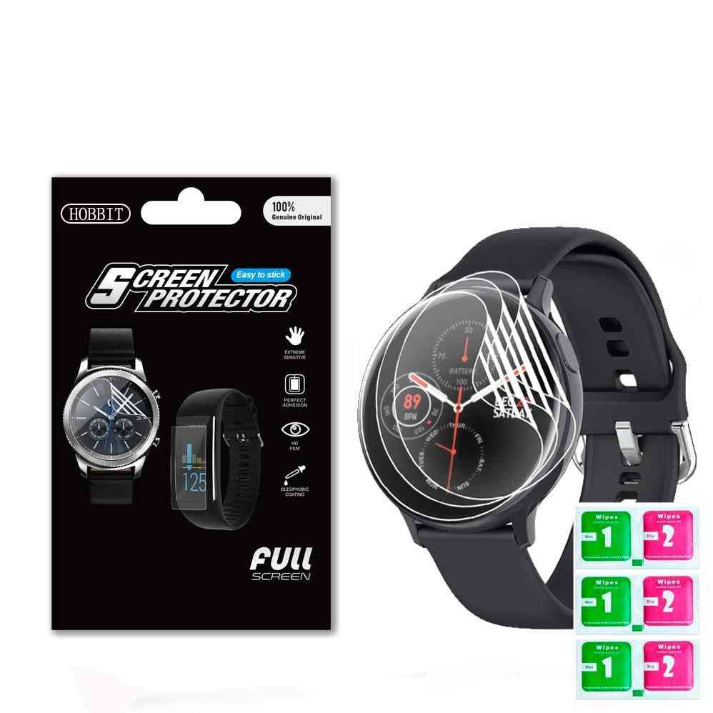Full Screen Protective Film For Sg2/s20 Smart Watch