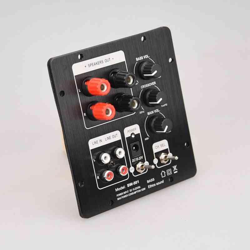 Live Speaker Amplifier Board -tpa3118 Audio 30w*2 +60w Sub Amp