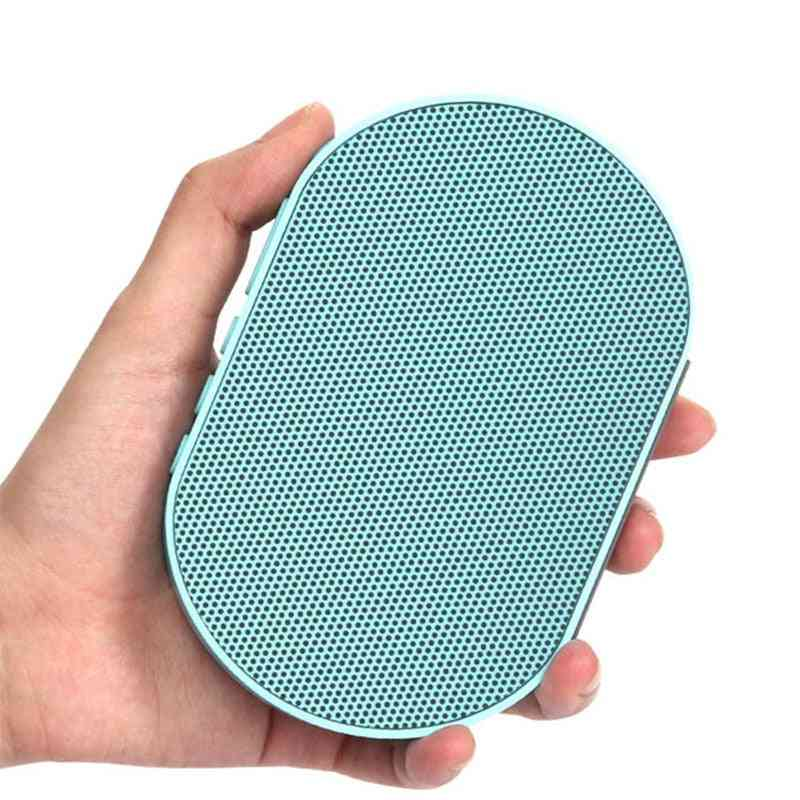 Portable, Bluetooth Loudspeaker With Super Bass Stereo