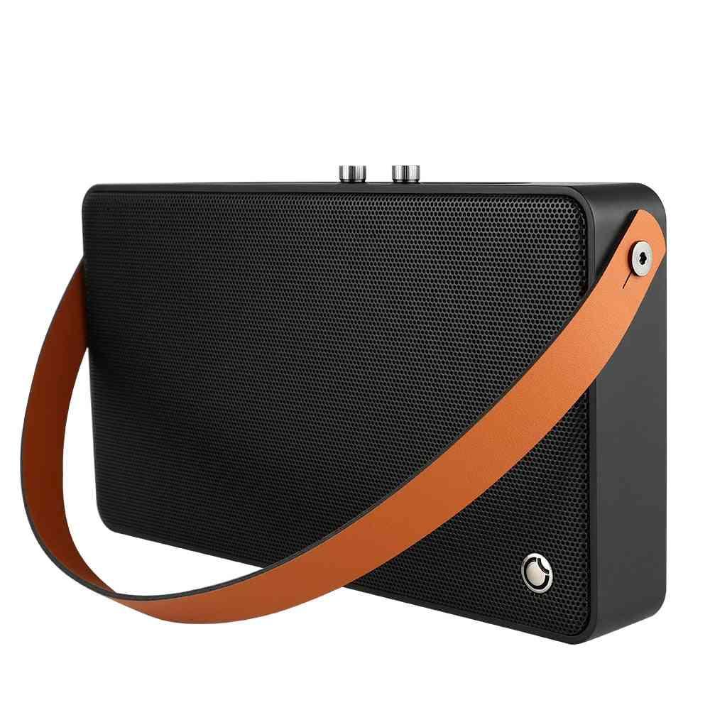Wireless Bluetooth Alexa Smart Speaker - Portable Heavy Bass For Phone