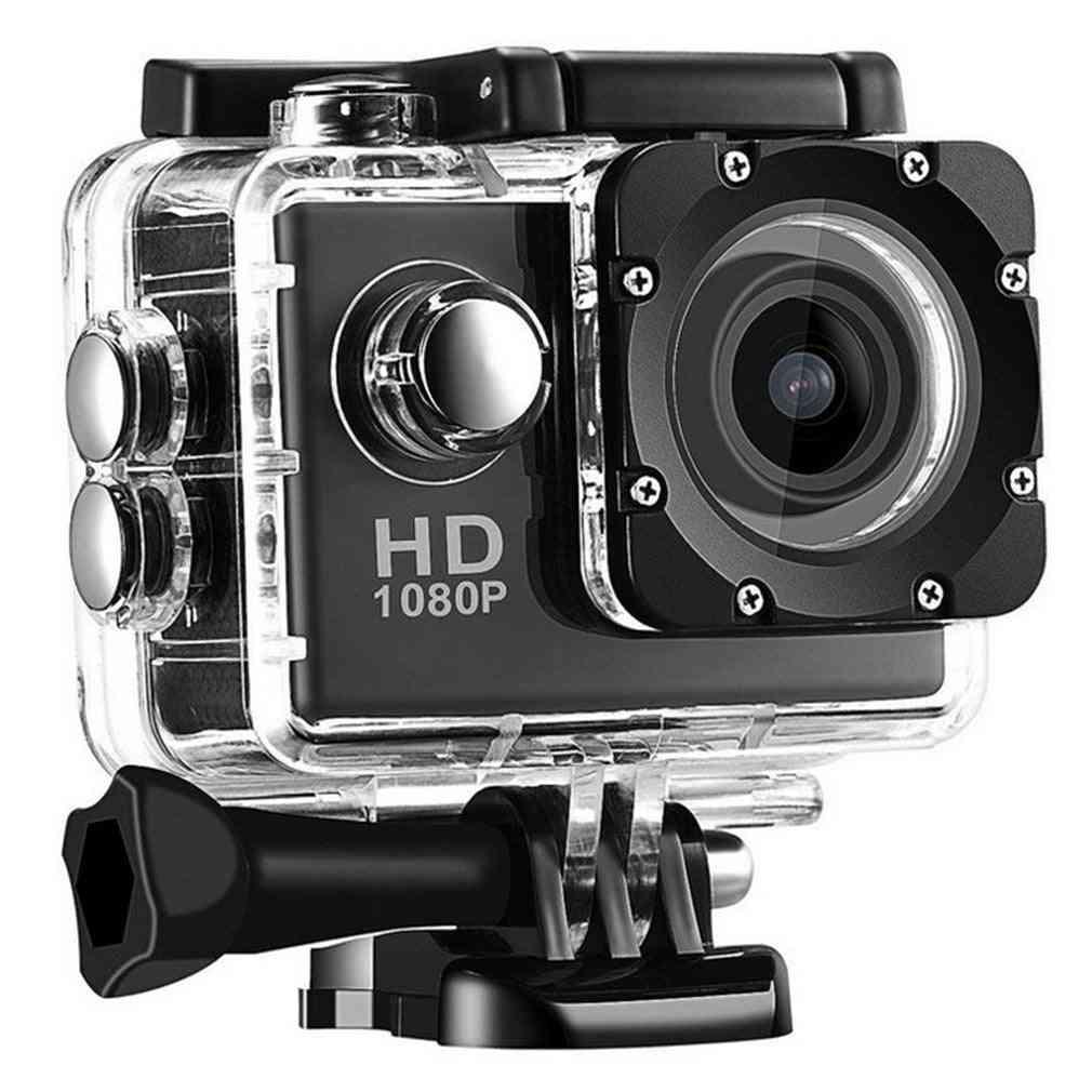 Hd Shooting Waterproof Digital Video Camera - Wide Angle Lens Camera Fotografica