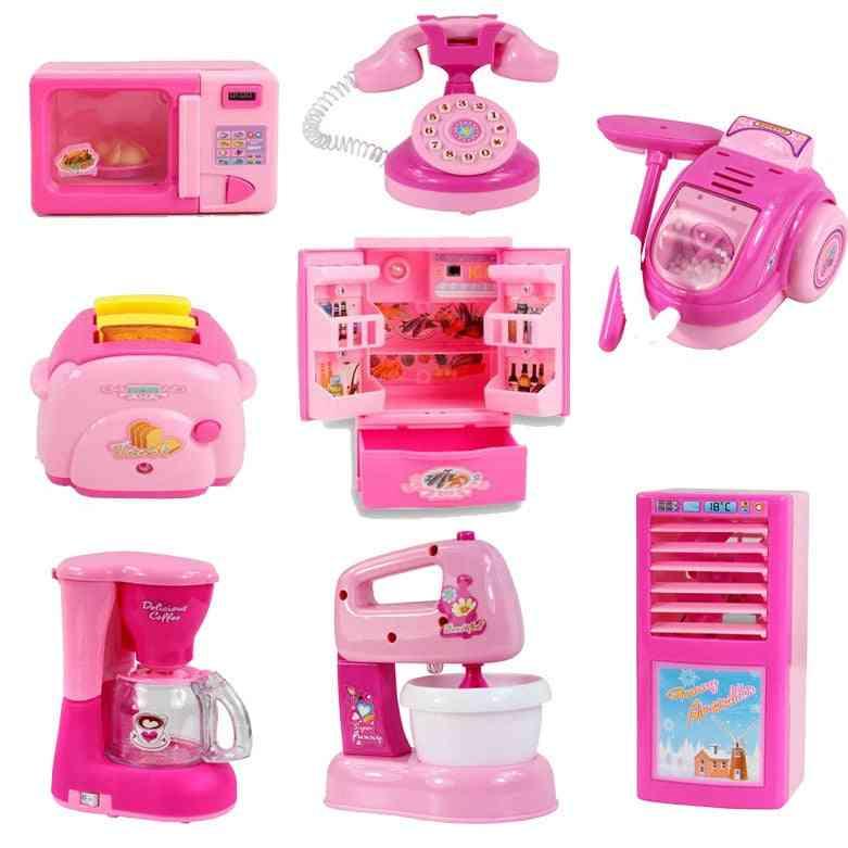 Baby Kid Developmental Educational Pretend Play Home Appliances Kitchen Toy