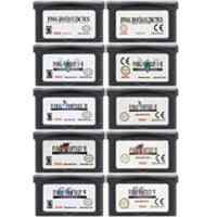 32 Bit Video Game Cartridge For Nintendo Gba Final Fantas Series