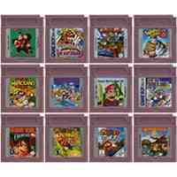16 Bit Video Game Cartridge For Nintendo Gbc - Super Mariold Series