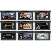 32 Bit Video Game Cartridge For Nintendo - Gba Castlevania Series Console