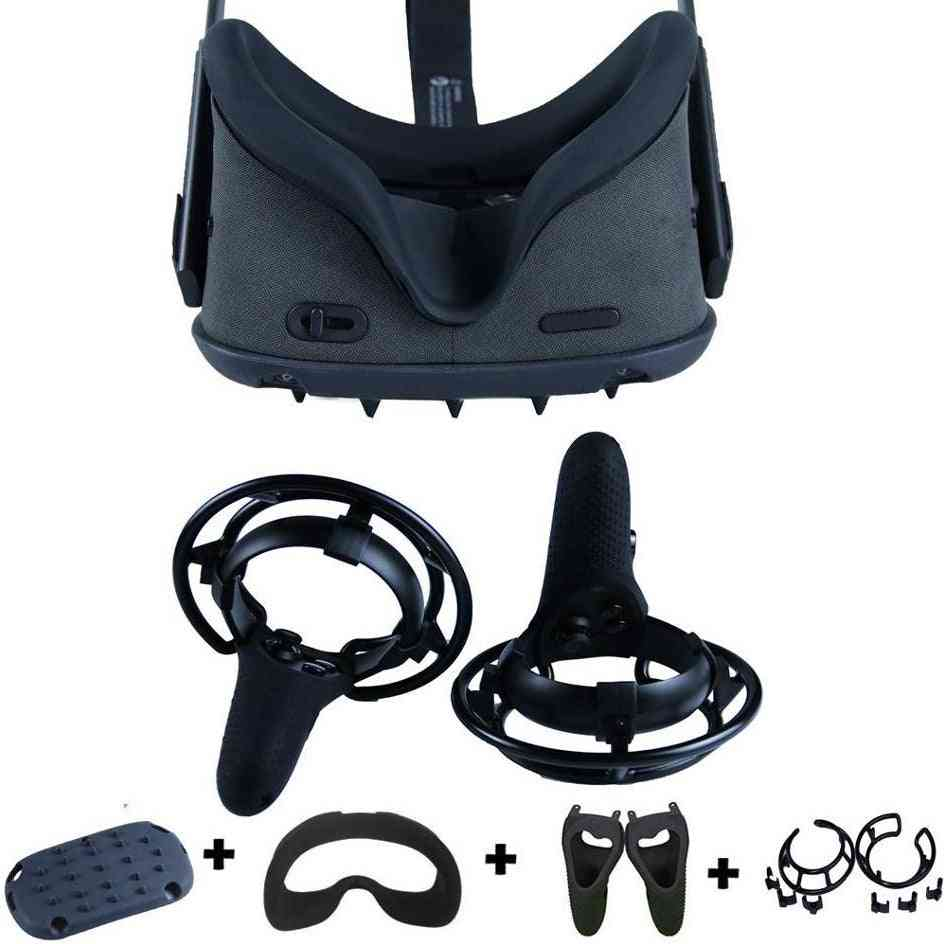 Oculus Quest Headset Vr Glasses - Face Mask Case Cover