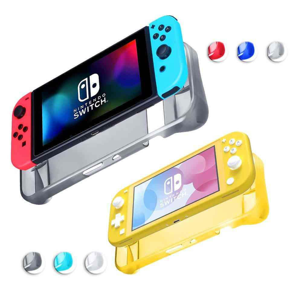 Soft Silicone Case Cover - Tpu Shells For Switch Lite