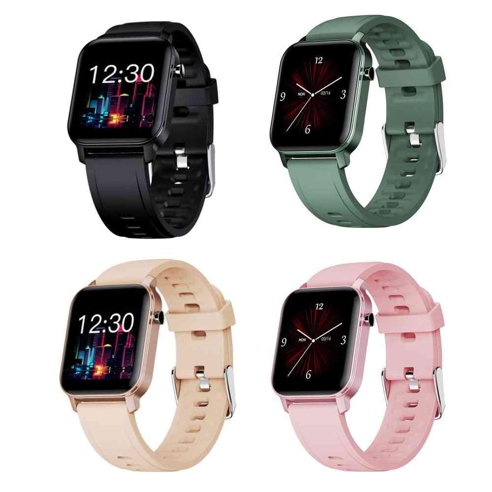 Fitness Tracker Heart Rate Monitor Waterproof Smart Watch