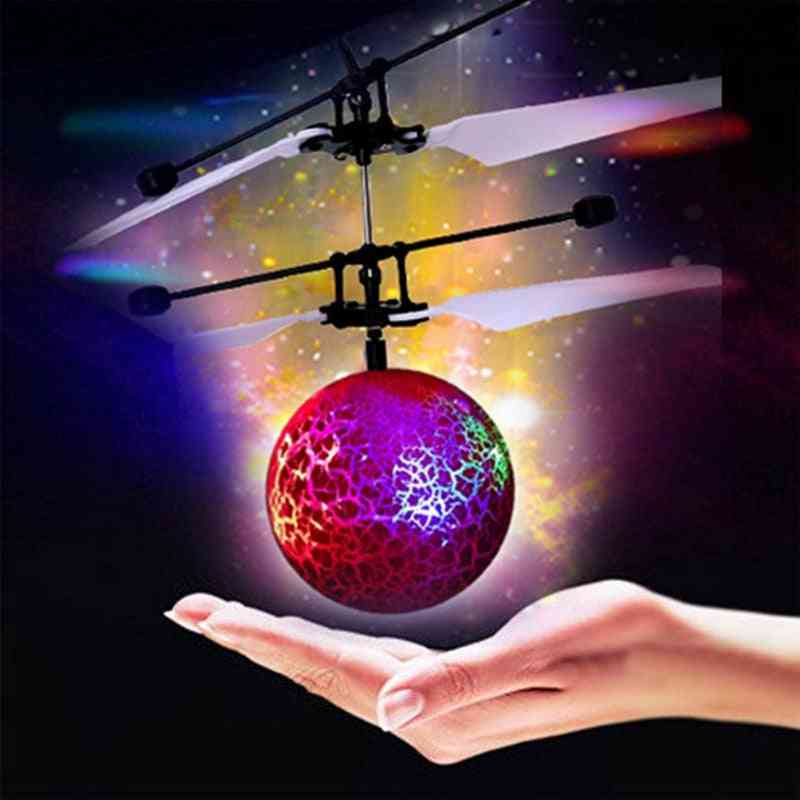Infrared, Flying, Led Ball Shape-helicopter