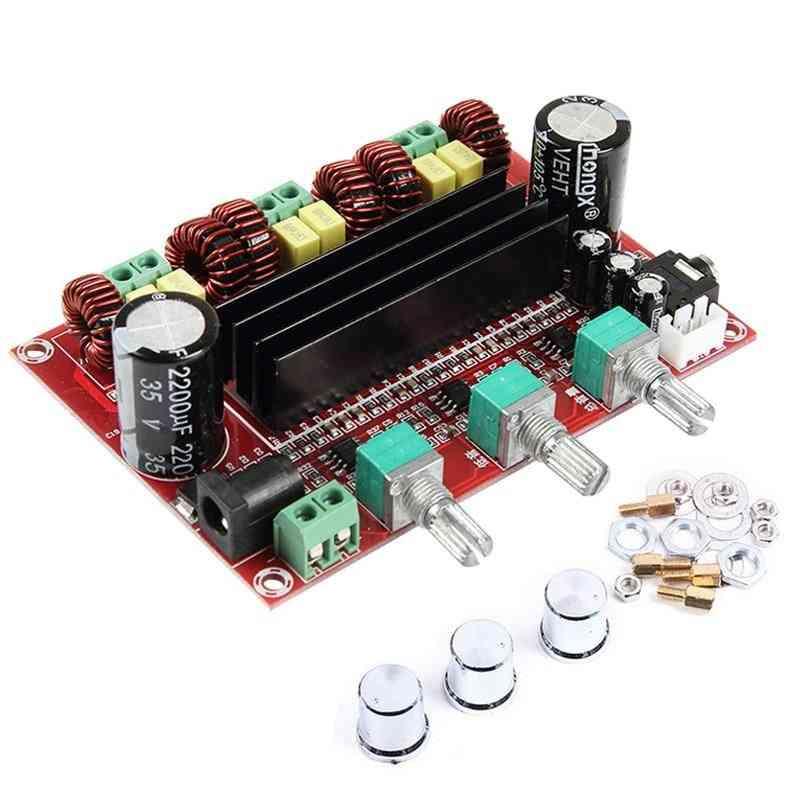 2.1 Digital Audio Power Amplifier Board