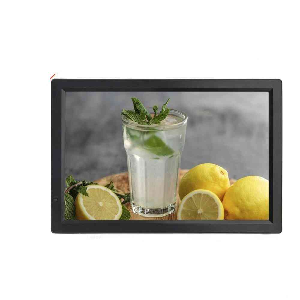 14 Inch, Hd Portable-mini Digital Tv-full Compatible With H265/hevc/dolby Ac3, Dvbt, H264