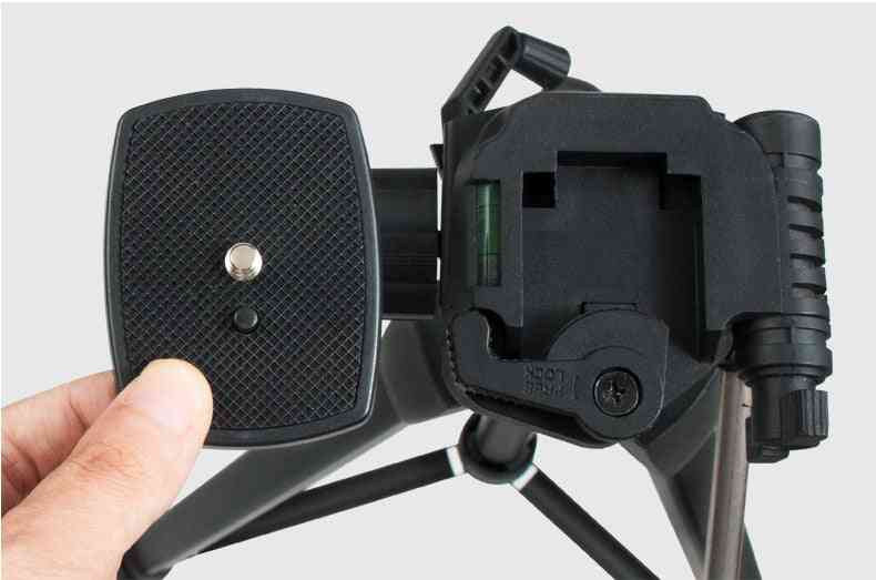 Camera-tripod Plate, Three-dimensional Plastic Adapter