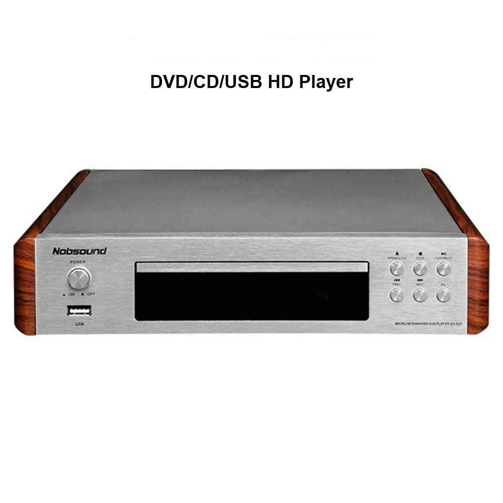 Dvd Player, Cd Usb Video Player, Karaoke Signal Output Coaxial/optics/rca/hdmi/s-video Outlets
