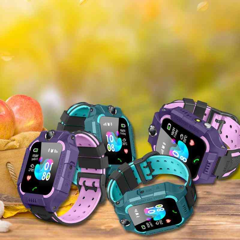Multifunction Anti-lost Digital Touch Wristwatch For