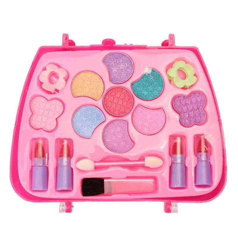 Princess Pretend Play Makeup, Beauty Safety Kit For Kid