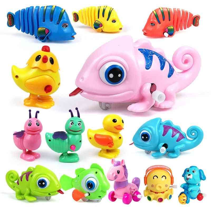 Animal Rope Clockwork Abs Glowing Kids Toy