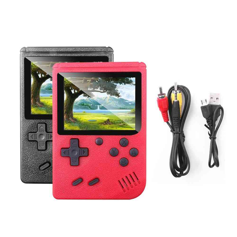 Handheld Game Players Console - Retro Electronic Gamepad Box Lcd Screen