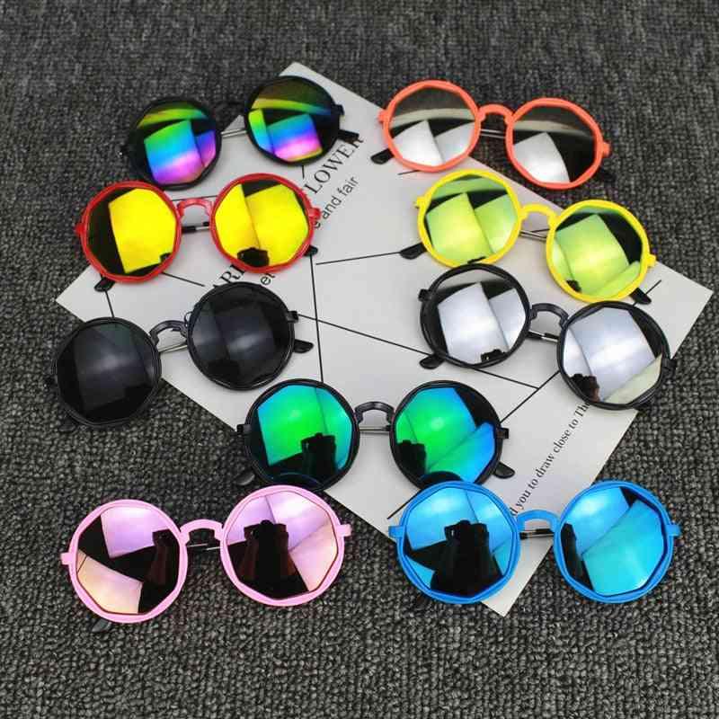 Reflective Colorful Sun Glasses / Eyewear