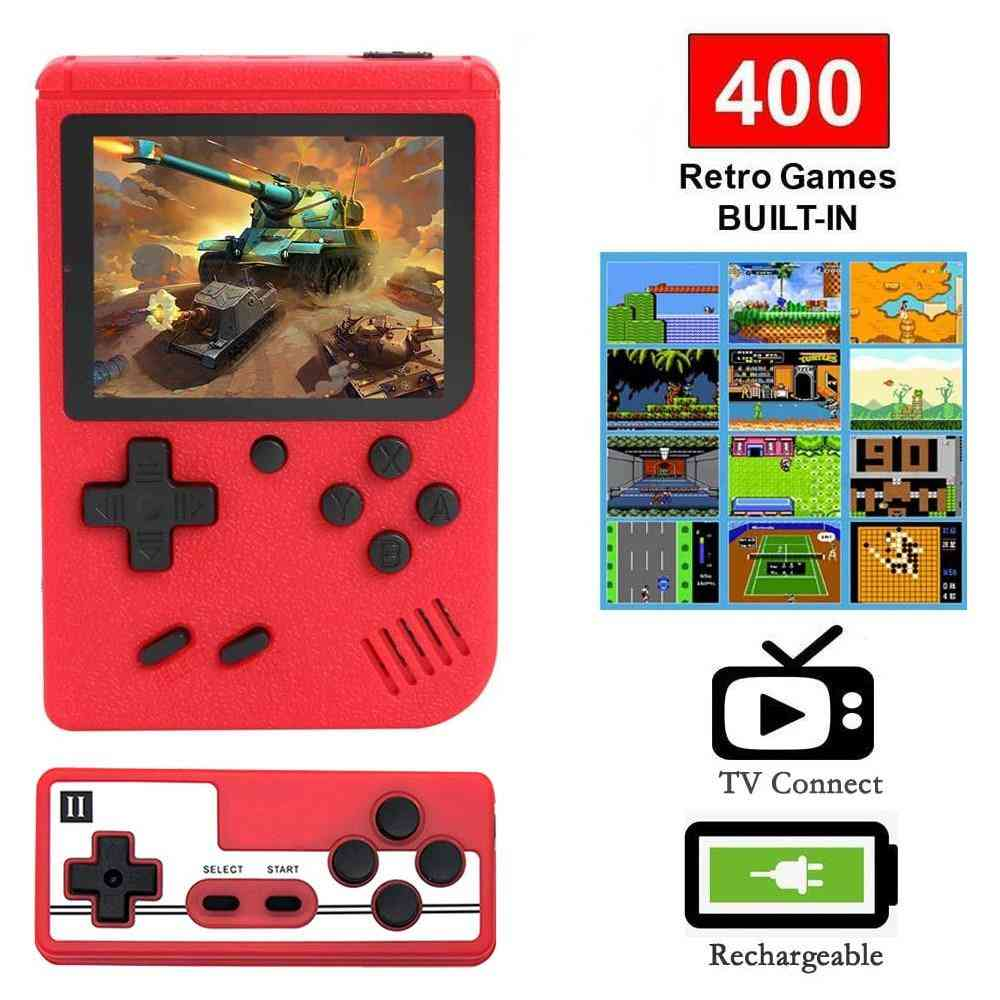 Portable Handheld Game Players, Retro Game Console Support