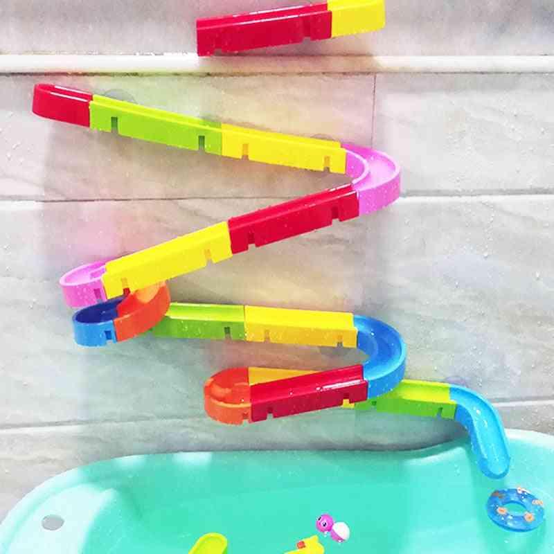 Tracks, Marble Runs Elevator Set -maze With Balls Toy