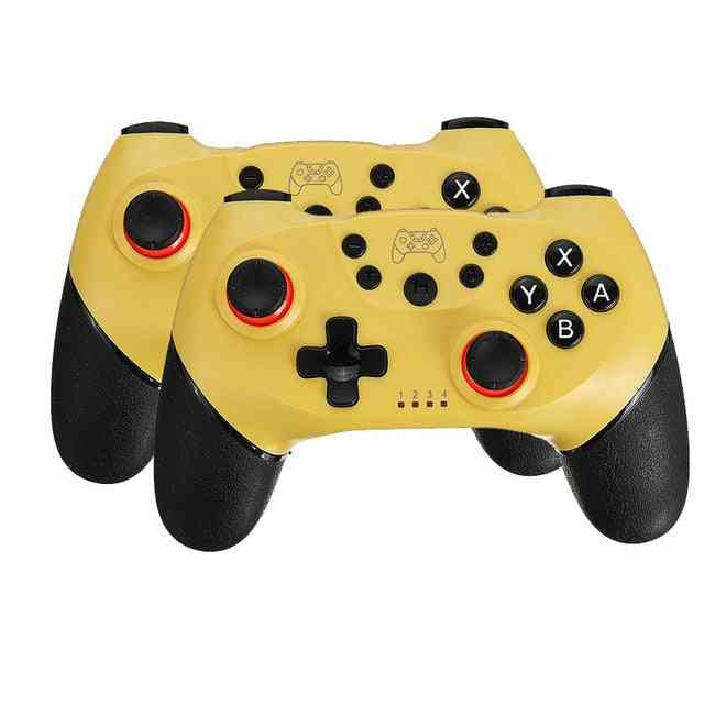 Bluetooth Pro Gamepad For N-switch Console - Usb Joystick Controller Control