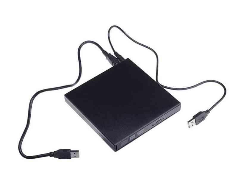 External Cd/dvd Drive For Macbook, Laptop And Desktop Pc
