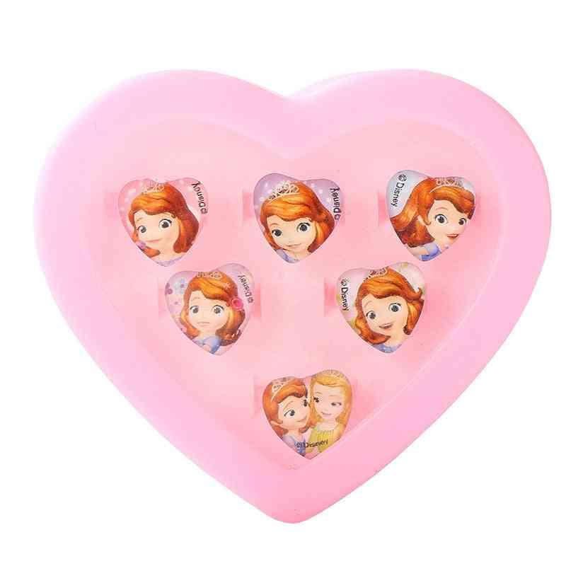 Disney Princess Toy Makeup - Ring Set Disney Jewelry Toy