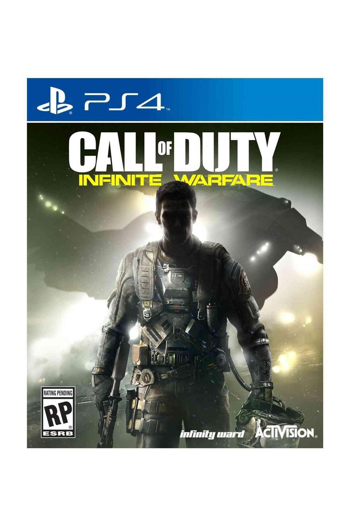 Infinite Warfare - Ps4 Legacy Edition Game