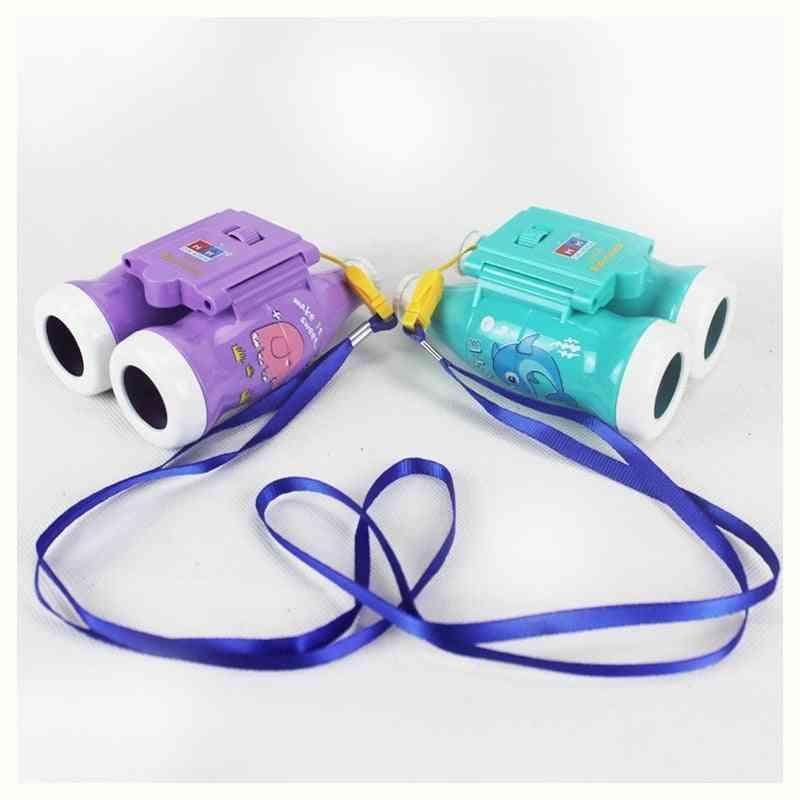 Mini  Plastic Binoculars, Telescope Toy Outdoor Games