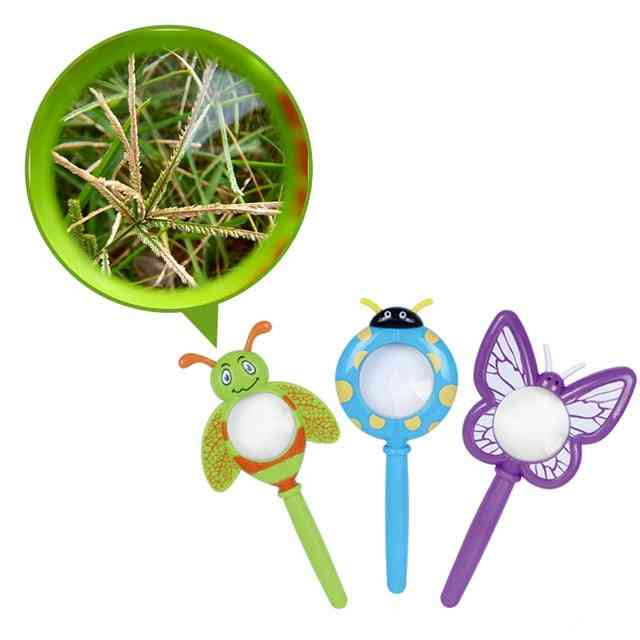 Baby Early Learning, Physical Chemistry Science Experiment Kids Magnifier Toy