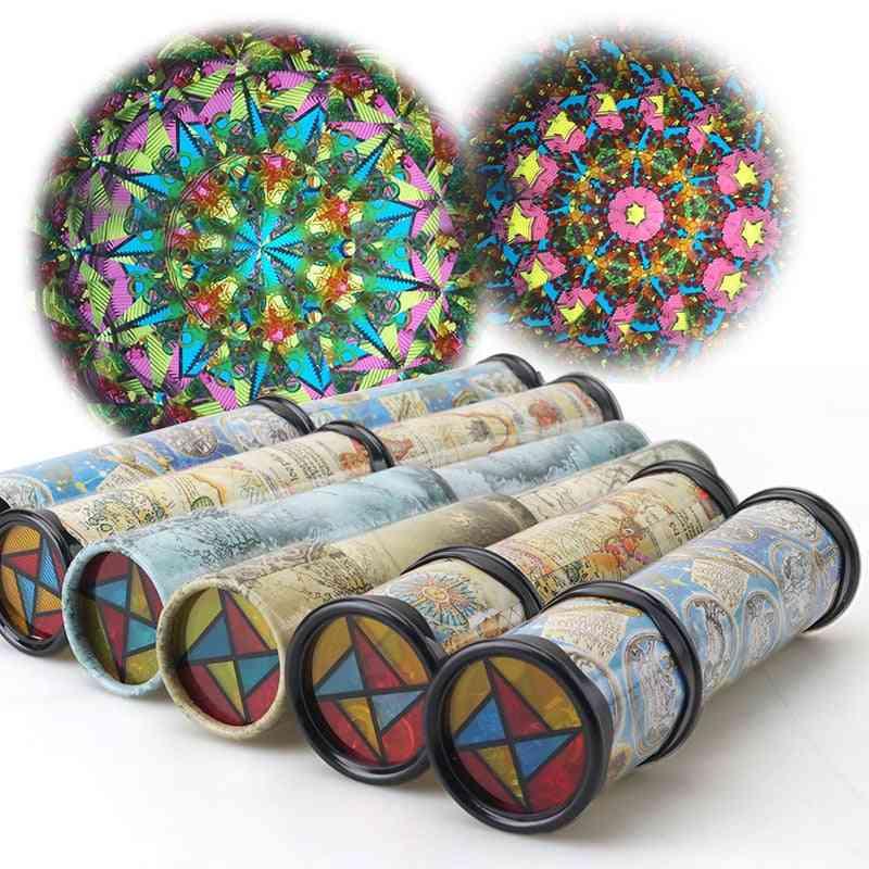 Rotation Kaleidoscope Scalable - Early Educational