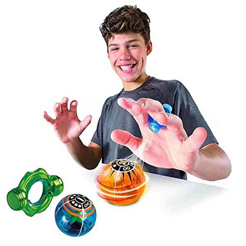Electronic Magnetic Balls Toy - Colorful Magnetic Creative