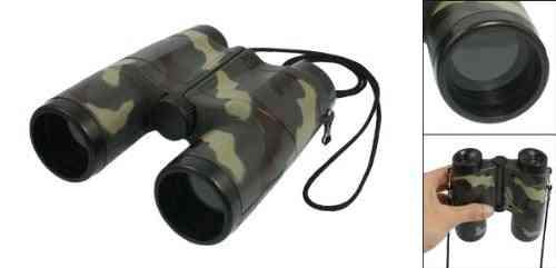 Kids 4x 31mm Lens Camouflage Pattern Binocular Telescope For Child Fun