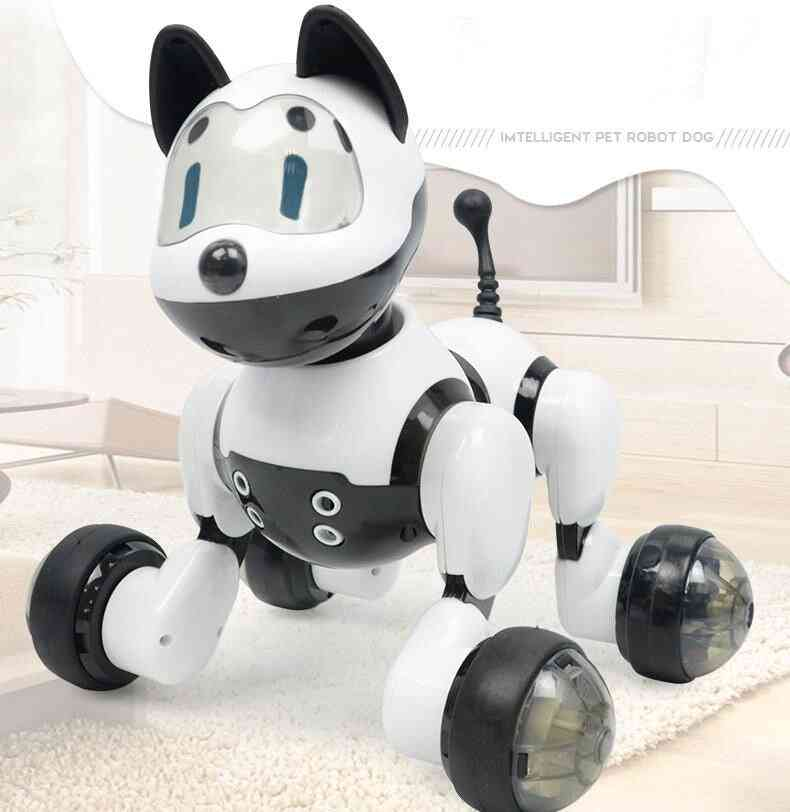 Pet Cat Dog Electric Sound Control Intelligent Robot Toy