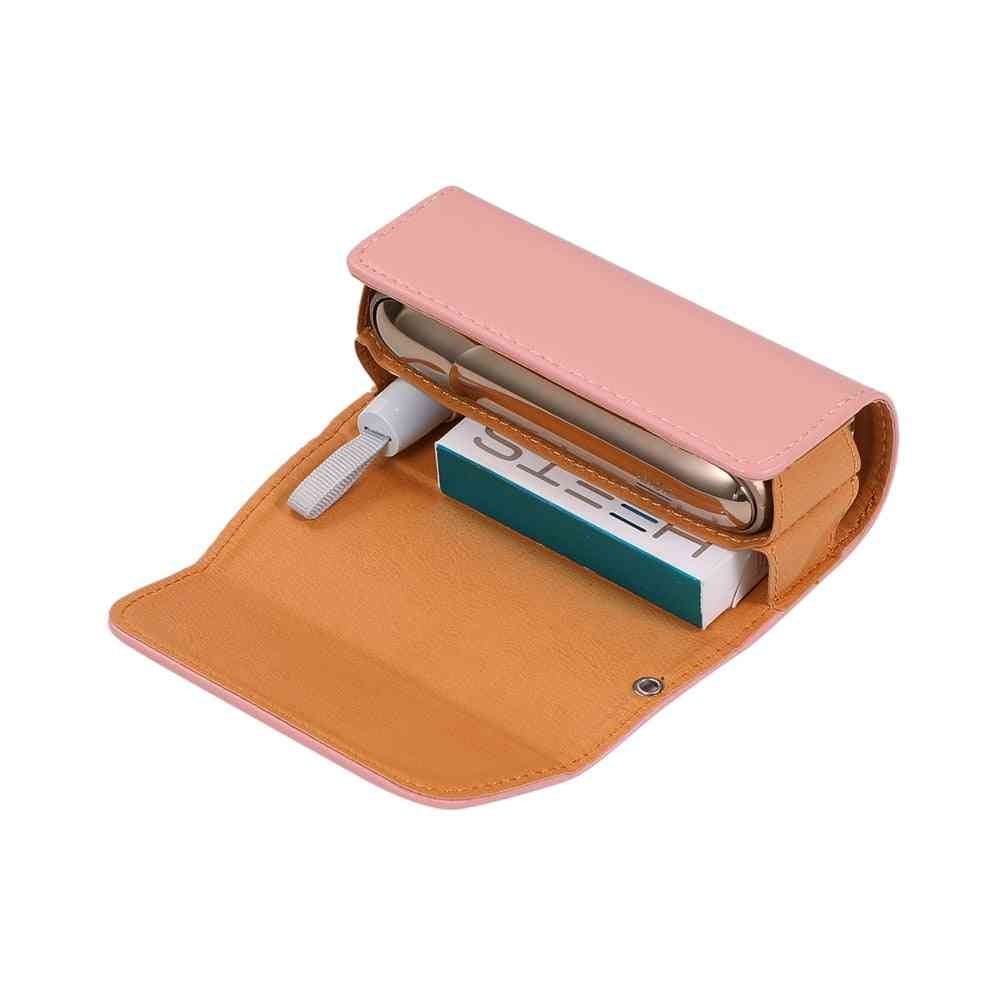 High Quality Carrying Protective Leather Case For Cigarette Accessories