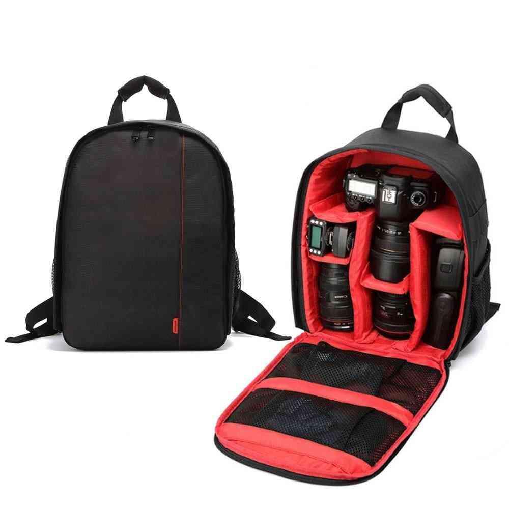Waterproof, Shockproof Breathable Camera Backpack